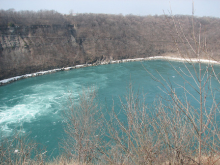 Niagara Falls Gorge and Delaware Park 009